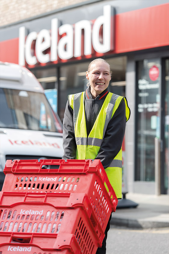 Home Delivery Drivers Iceland Careers